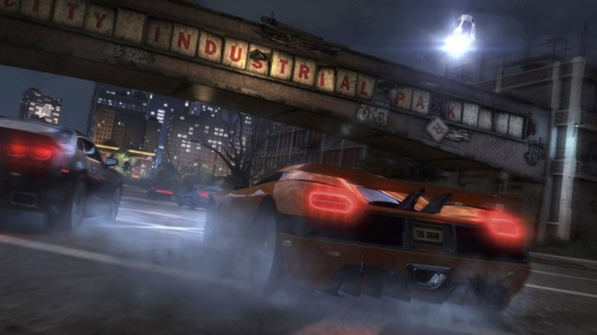 Screenshot 4 - The Crew