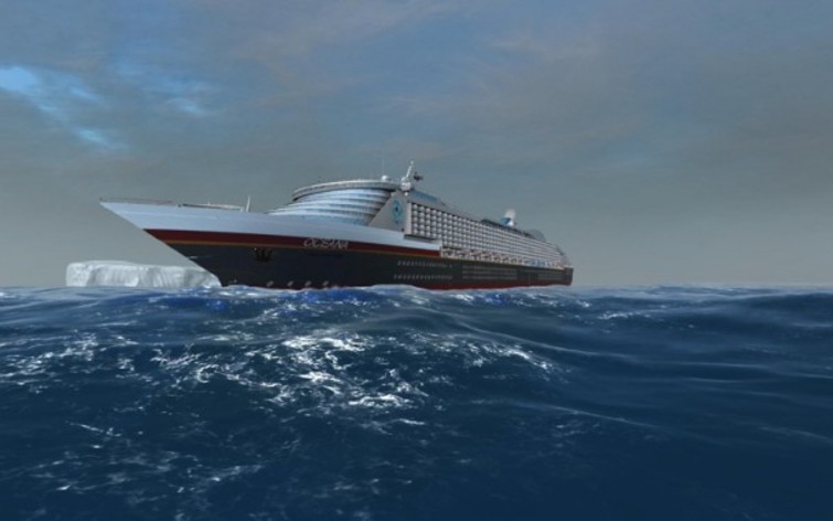Screenshot 1 - Ship Simulator Extremes Collection