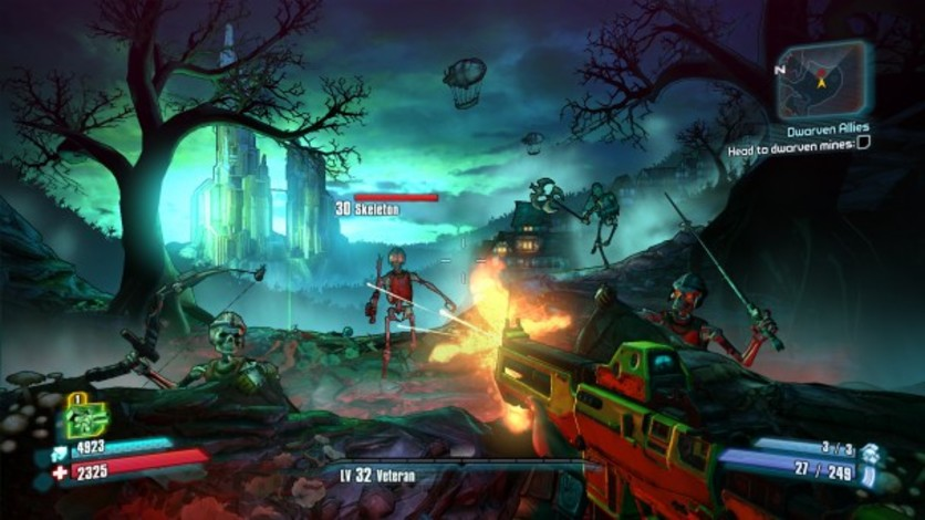 Screenshot 4 - Borderlands 2: Tiny Tina's Assault on Dragon Keep (MAC)