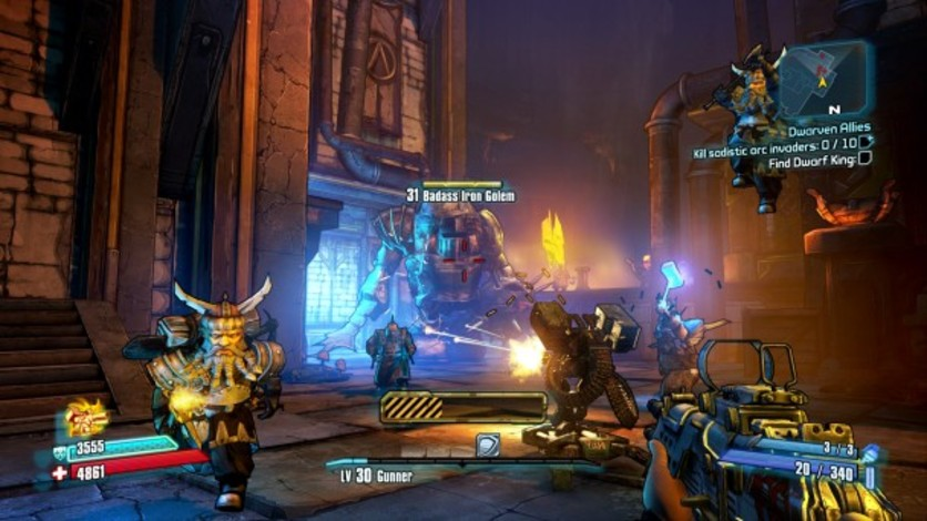 Screenshot 6 - Borderlands 2: Tiny Tina's Assault on Dragon Keep (MAC)
