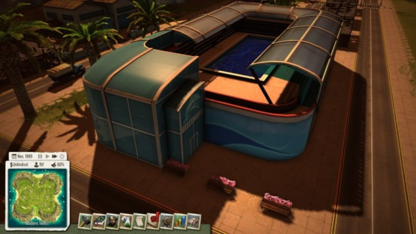 Screenshot 2 - Tropico 5: Surf's Up