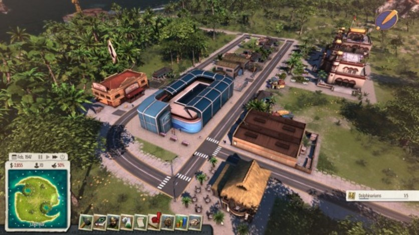 Screenshot 4 - Tropico 5: Surf's Up