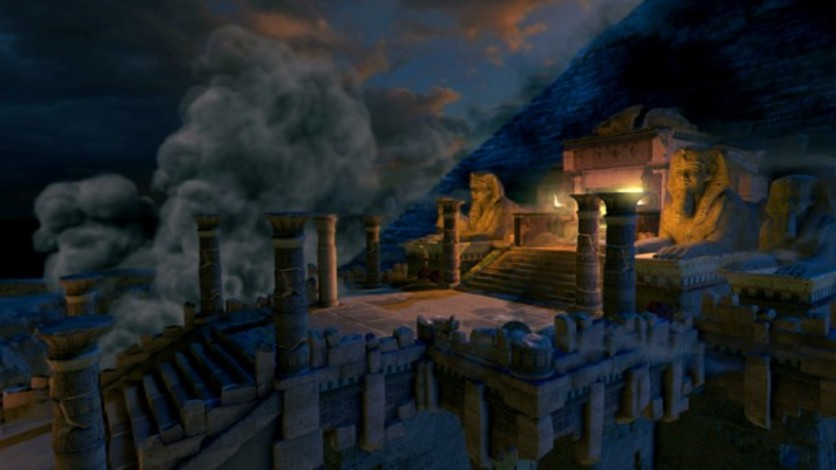 Screenshot 2 - Lara Croft and The Temple of Osiris