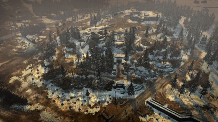 Screenshot 6 - Company of Heroes 2 - Ardennes Assault: Fox Company Rangers