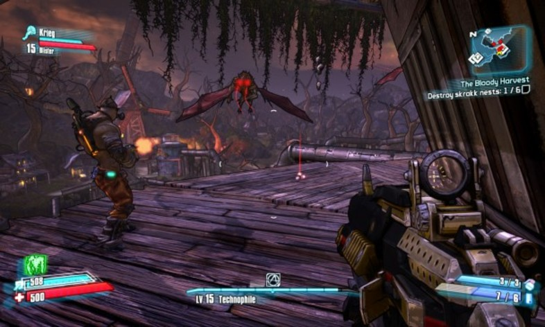 Screenshot 1 - Borderlands 2: Headhunter 1: Bloody Harvest