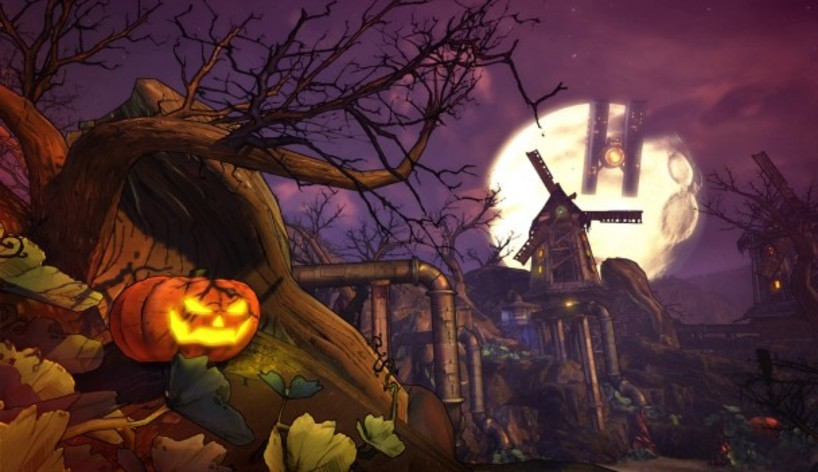 Screenshot 2 - Borderlands 2: Headhunter 1: Bloody Harvest
