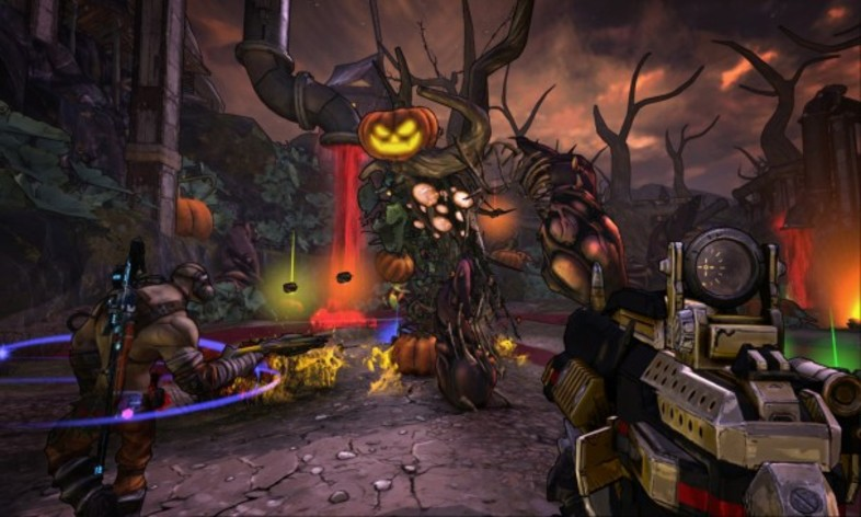 Screenshot 4 - Borderlands 2: Headhunter 1: Bloody Harvest