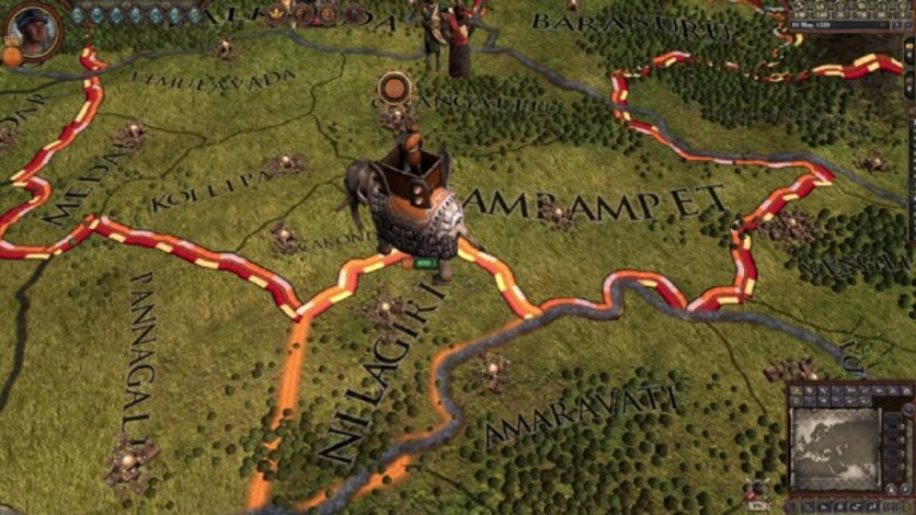 Screenshot 10 - Crusader Kings II: Rajas of India