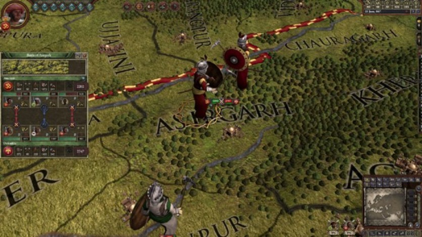 Screenshot 5 - Crusader Kings II: Rajas of India