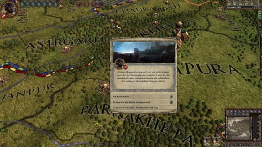 Screenshot 7 - Crusader Kings II: Rajas of India