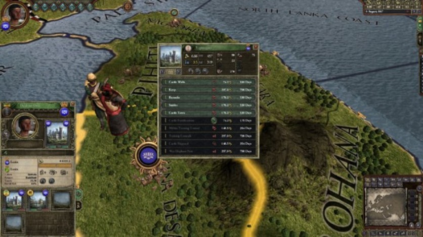 Screenshot 2 - Crusader Kings II: Rajas of India