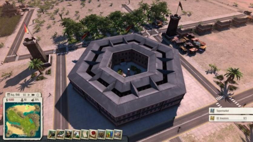 Screenshot 1 - Tropico 5: Generalissimo