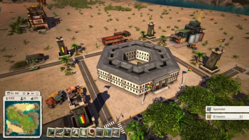 Screenshot 2 - Tropico 5: Generalissimo