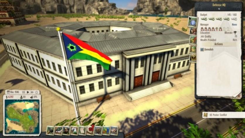 Screenshot 3 - Tropico 5: Generalissimo