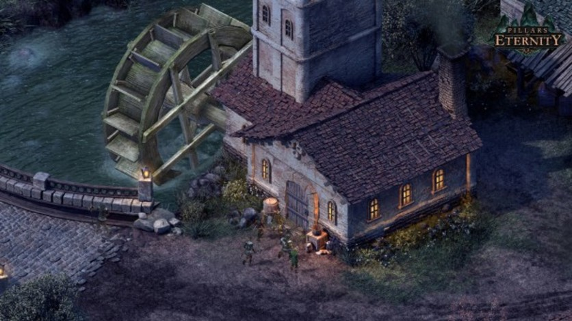 Screenshot 2 - Pillars of Eternity Champion Edition
