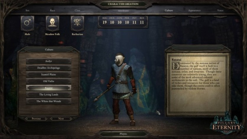 Screenshot 3 - Pillars of Eternity Champion Edition