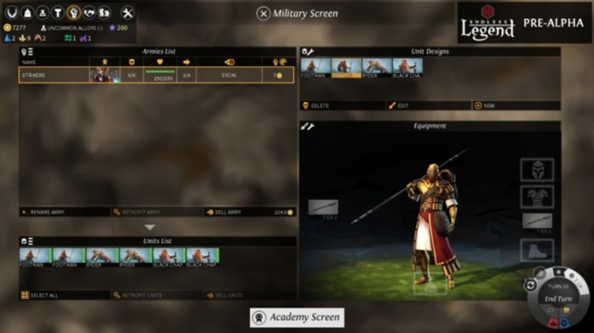 Screenshot 2 - Endless Legend - The Classic Edition