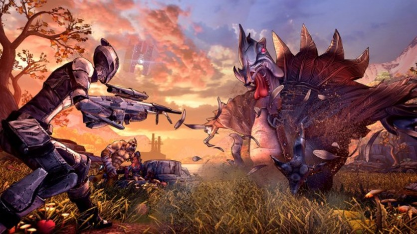 Screenshot 1 - Borderlands 2: Headhunter 2: Wattle Gobbler (MAC)
