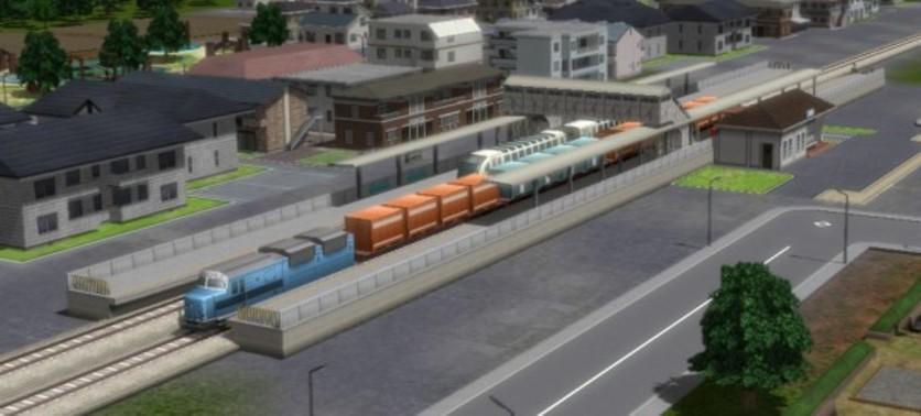 Screenshot 5 - A-Train 9 V3.0: Railway Simulator