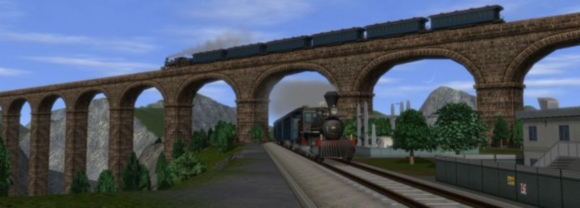 Screenshot 8 - A-Train 9 V3.0: Railway Simulator