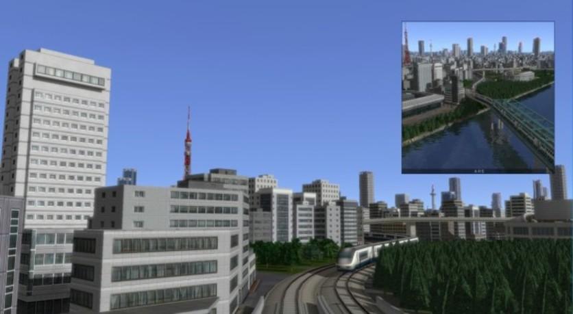 Screenshot 9 - A-Train 9 V3.0: Railway Simulator