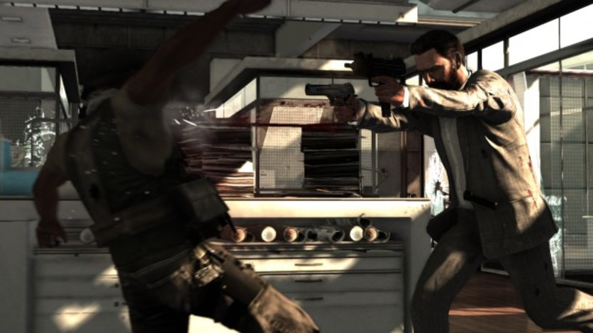 Screenshot 3 - Max Payne 3: The Complete Edition Four Pack