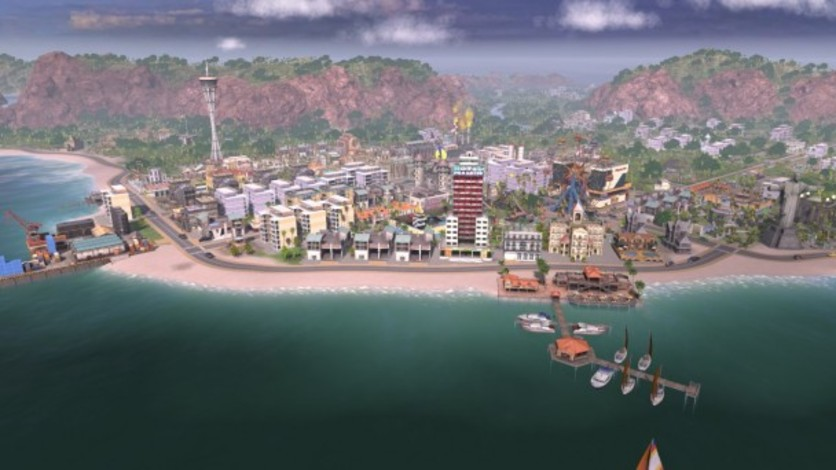 Screenshot 3 - Tropico 4: The Academy