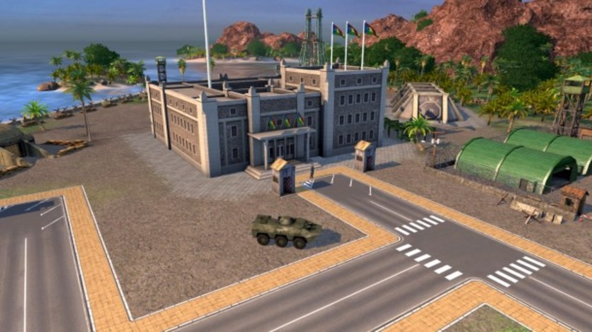 Screenshot 2 - Tropico 4: The Academy