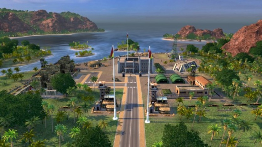 Screenshot 1 - Tropico 4: The Academy