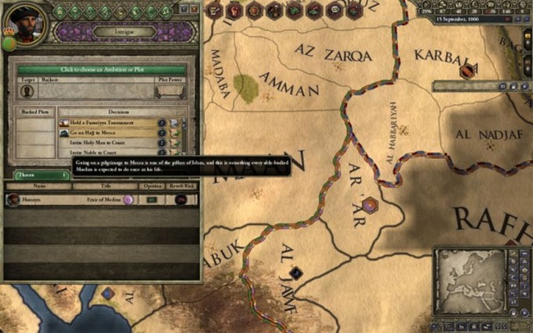 Screenshot 9 - Crusader Kings II: Sword of Islam