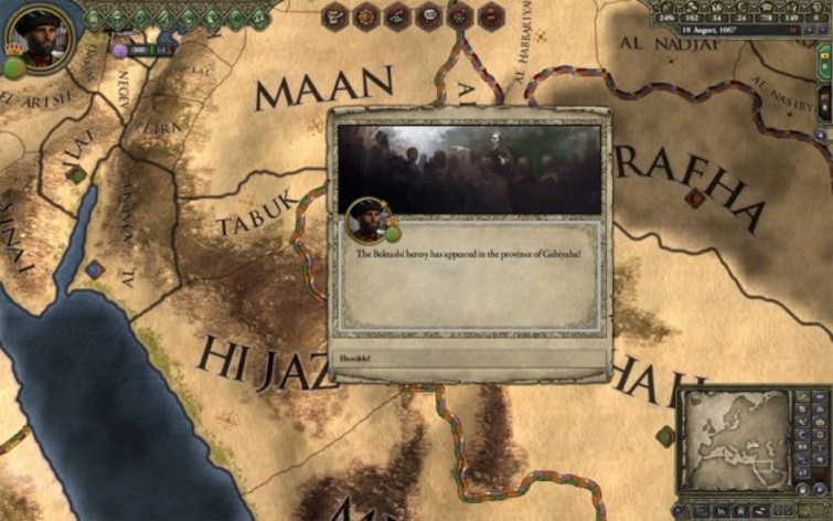 Screenshot 11 - Crusader Kings II: Sword of Islam