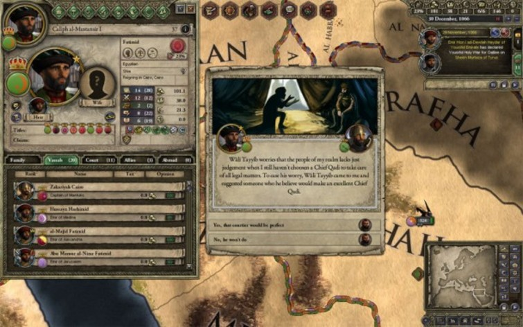 Screenshot 7 - Crusader Kings II: Sword of Islam