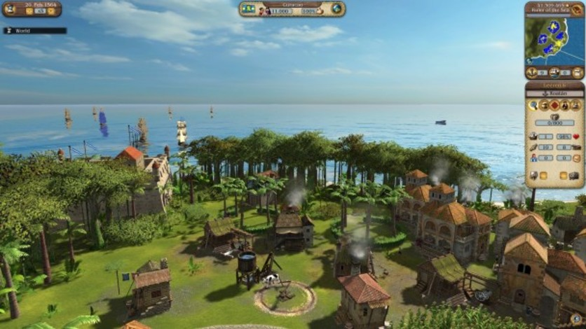 Screenshot 7 - Port Royale 3: Harbour Master