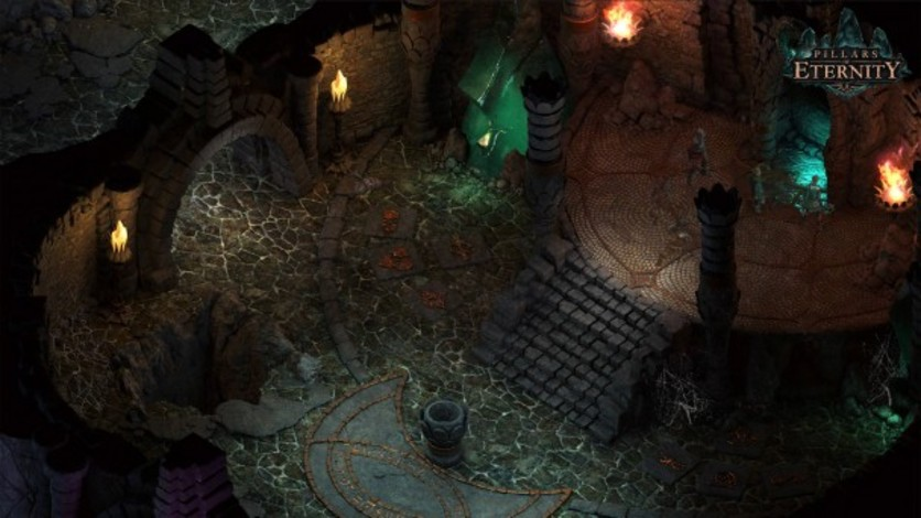 Screenshot 5 - Pillars of Eternity Hero Edition