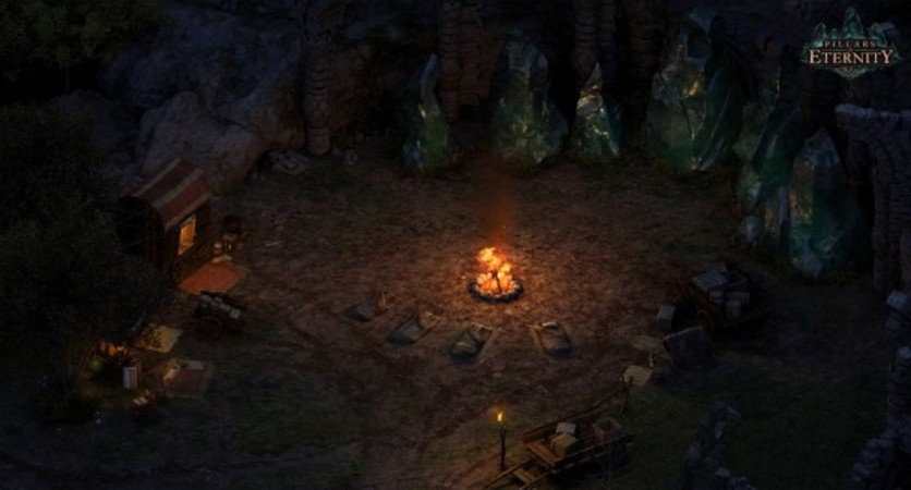 Screenshot 3 - Pillars of Eternity Hero Edition