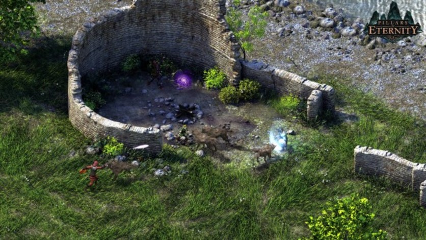 Screenshot 8 - Pillars of Eternity Hero Edition