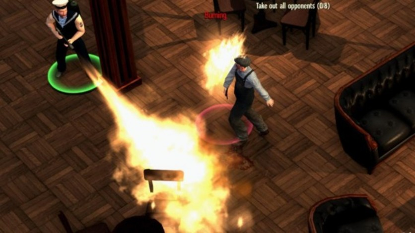 Screenshot 23 - Omerta - City of Gangsters: GOLD EDITION