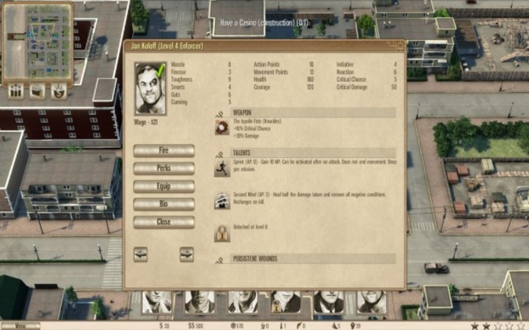 Screenshot 14 - Omerta - City of Gangsters: GOLD EDITION