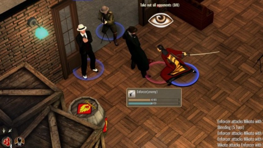 Screenshot 24 - Omerta - City of Gangsters: GOLD EDITION