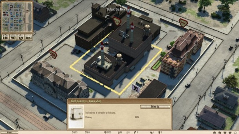 Screenshot 11 - Omerta - City of Gangsters: GOLD EDITION