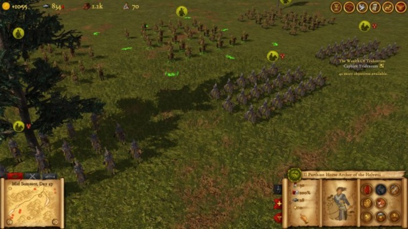 Screenshot 4 - Hegemony Rome: The Rise of Caesar - Advanced Tactics