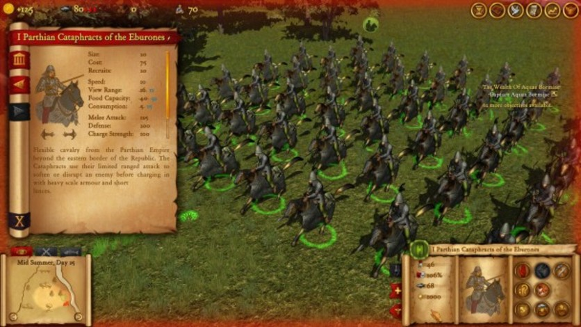 Screenshot 7 - Hegemony Rome: The Rise of Caesar - Advanced Tactics