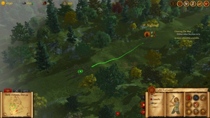 Screenshot 6 - Hegemony Rome: The Rise of Caesar - Advanced Tactics