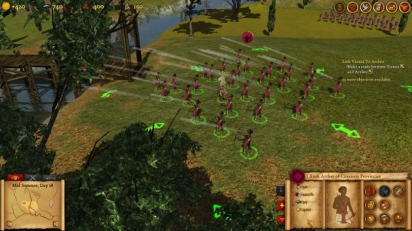 Screenshot 5 - Hegemony Rome: The Rise of Caesar - Advanced Tactics