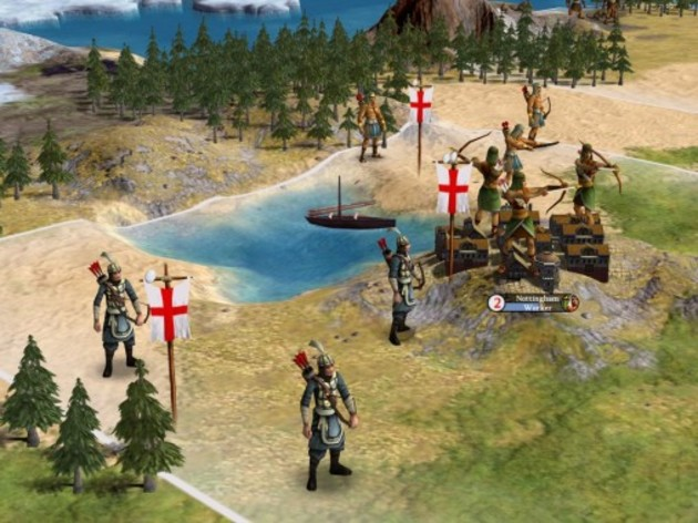 Screenshot 5 - Sid Meier's Civilization IV: Warlords