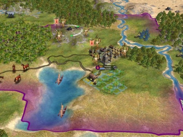 Screenshot 2 - Sid Meier's Civilization IV: Warlords