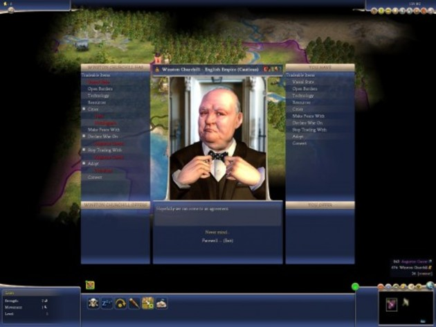 Screenshot 3 - Sid Meier's Civilization IV: Warlords