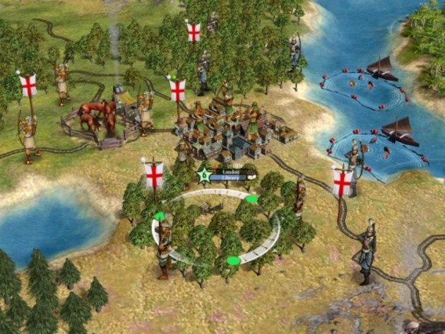 Screenshot 1 - Sid Meier's Civilization IV: Warlords