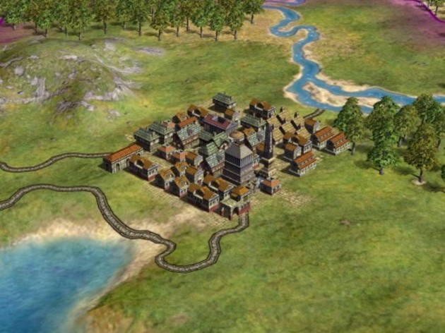 Screenshot 6 - Sid Meier's Civilization IV: Warlords