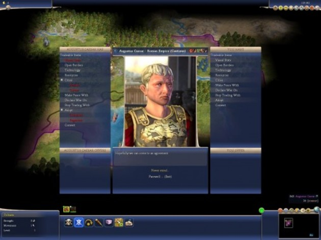 Screenshot 4 - Sid Meier's Civilization IV: Warlords